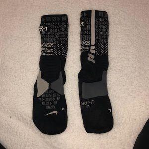 Black History Month Nike Hyper Elite socks rare